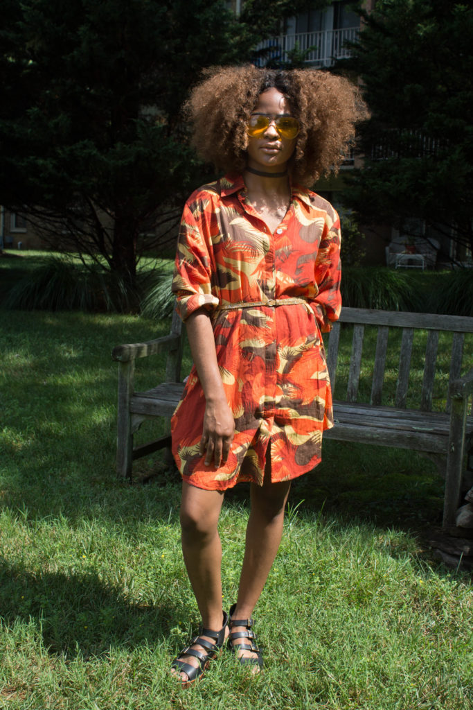 STYLE ADVICE OF THE WEEK: The All-Around Shirt Dress