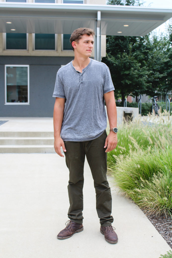 WHAT TO WEAR: Back To School