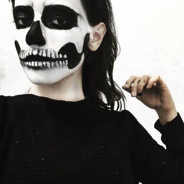 Last Minute Costume Alert! Try These Fast And Inexpensive Halloween Makeup Tricks