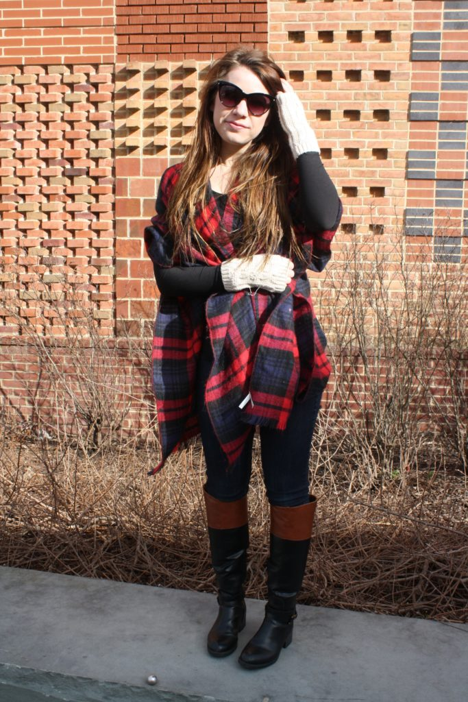 STYLE ADVICE: Wrap Up to Warm Hearts