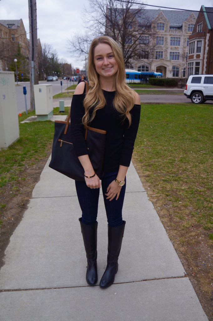 STYLE GURU STYLE: The Cold Shoulder