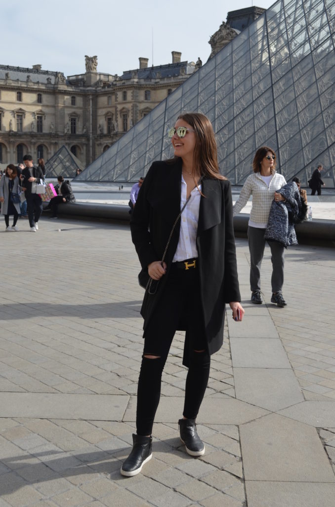 FASHION FROM ABROAD: Louvre at First Sight