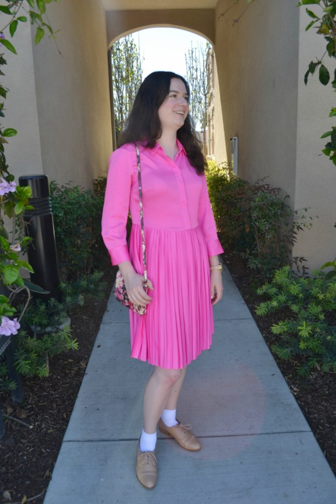 WHAT TO WEAR: Professional In Pink