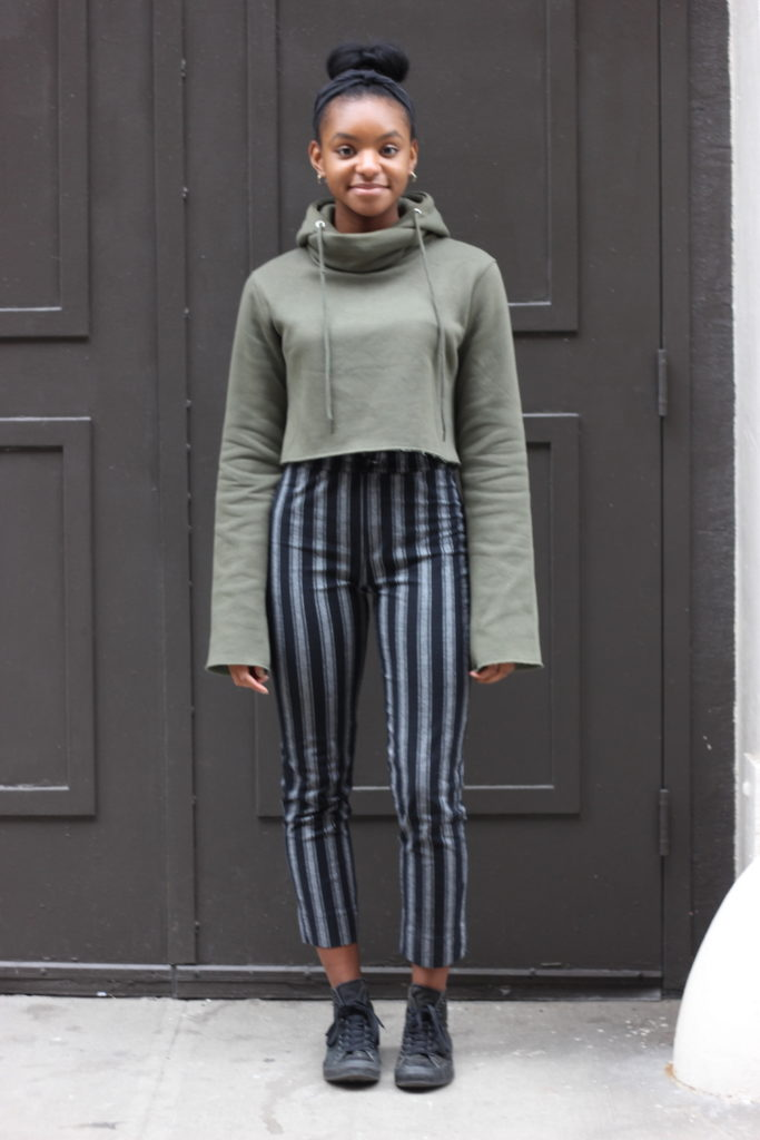 STYLE GURU STYLE: Stripes and Flares
