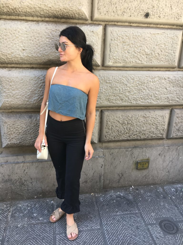 Looking Chic While Staying Cool in the Summer Heat