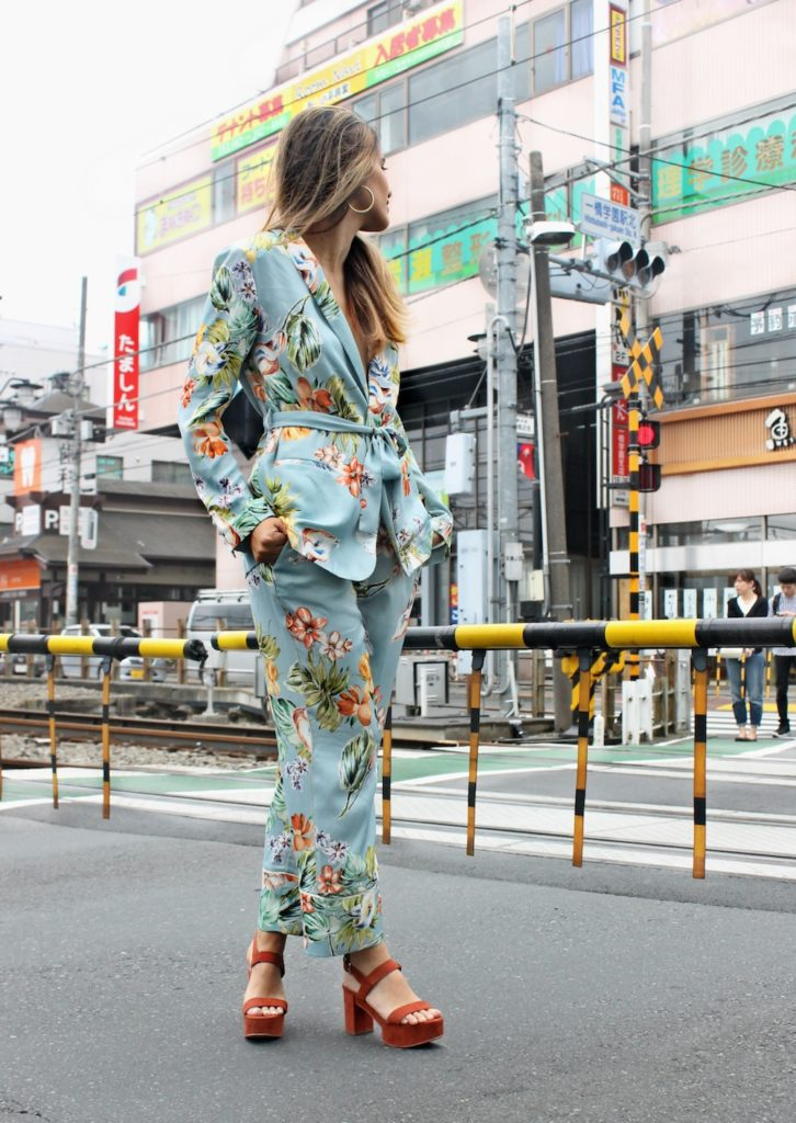 Going From Traditional To Modern In A Kimono