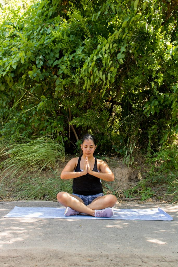 How a Yoga Mat Introduced Me to Daily Exercise
