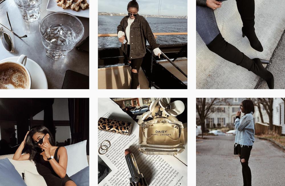 Instagram Tips for an It-Girl Aesthetic