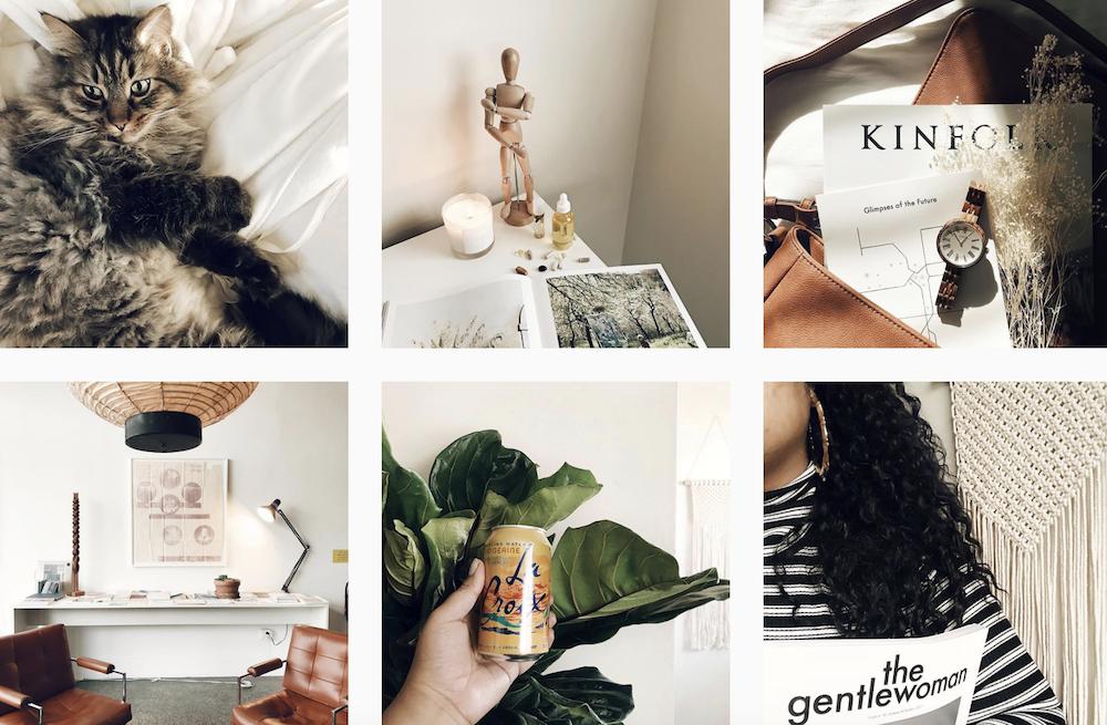 Instagram Tips for a Minimal Aesthetic