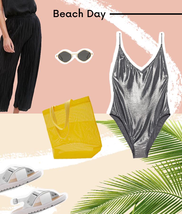 Spring Break Beach Outfit