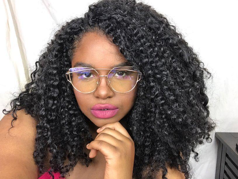 Hot Pink Lip Color for Dark Skin