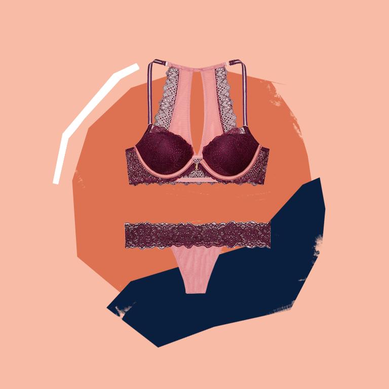 Victoria's Secret PINK Date Racerback Push-Up