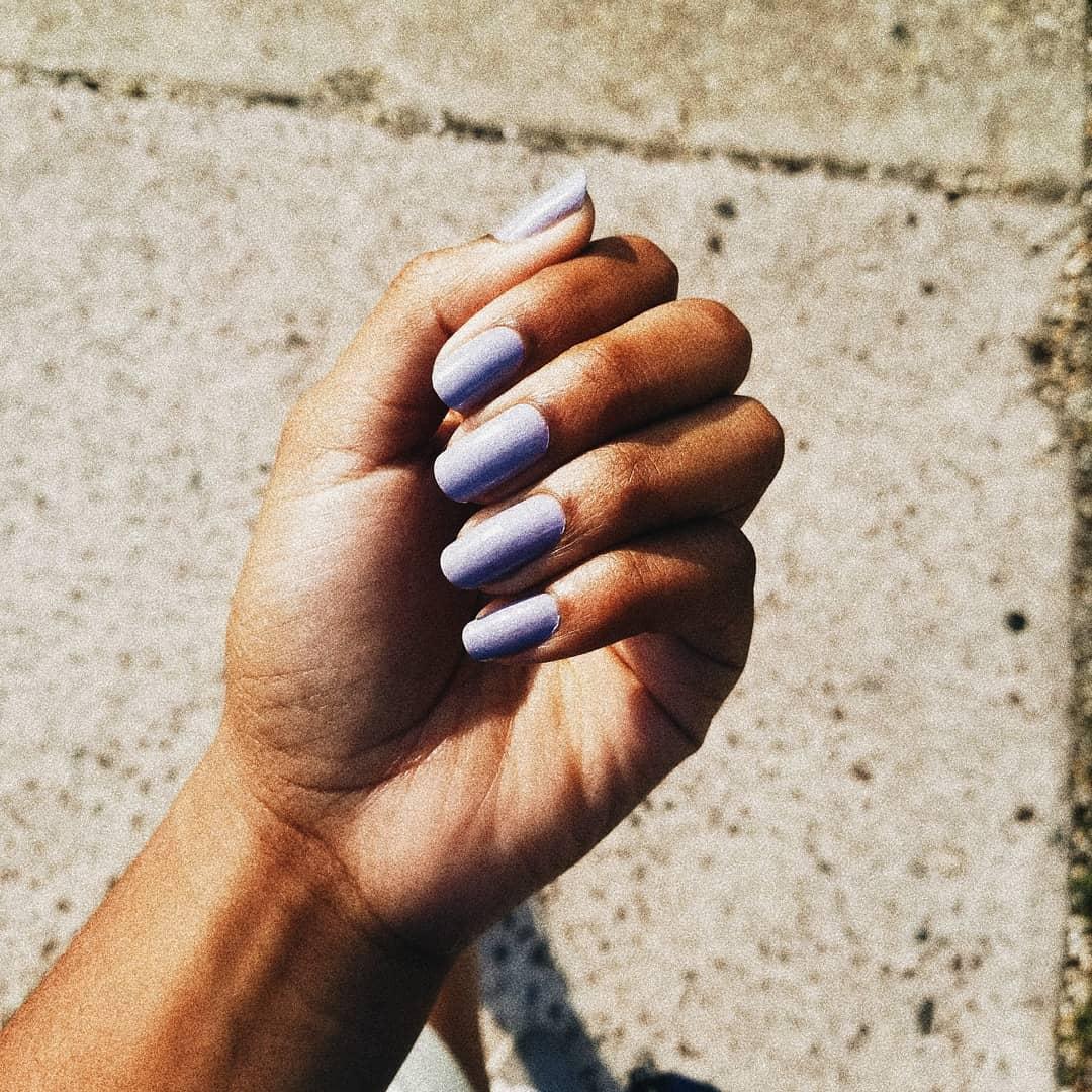 Summer Nail Pastel Colors