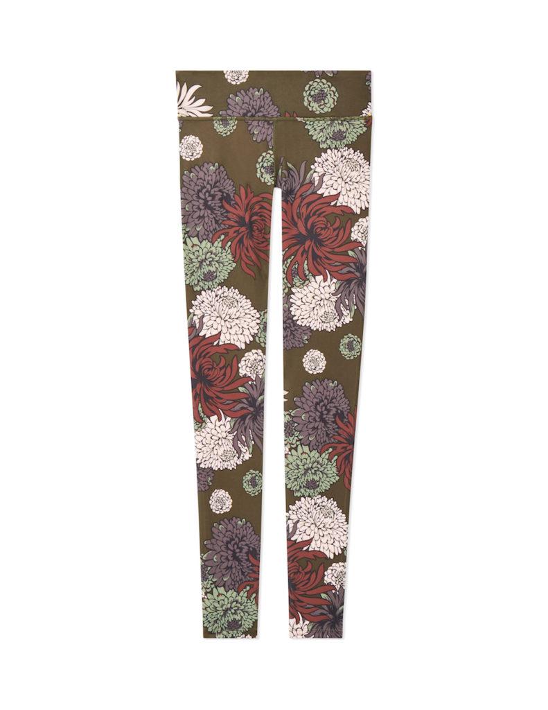 JoyLab Performance Chrysanthemum Floral Print Leggings ($30)