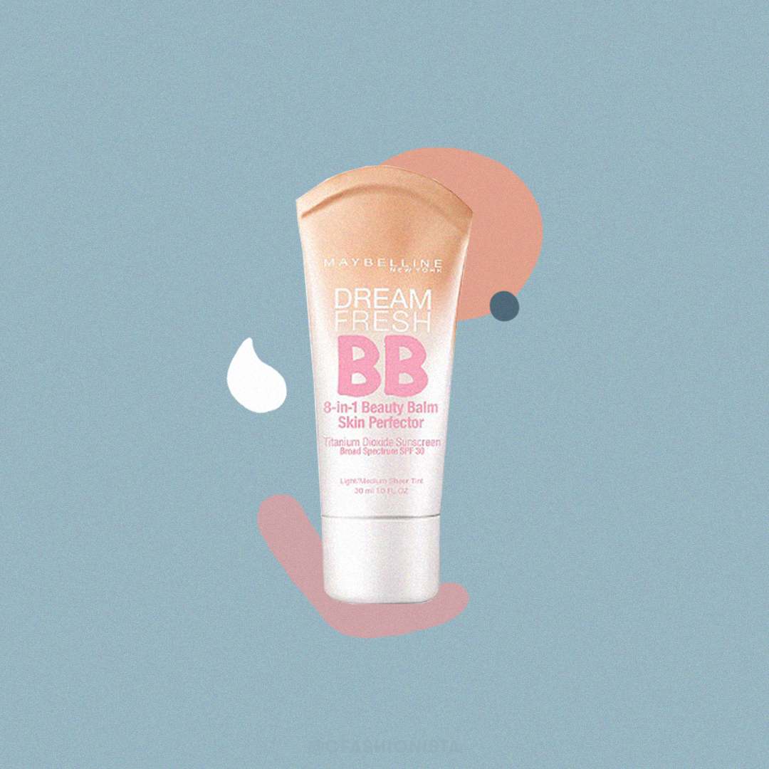 Replace Foundation with BB Cream for Summer