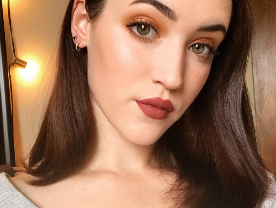 If You Live For Pumpkin Spice Season, You'll Love These Fall Makeup Looks