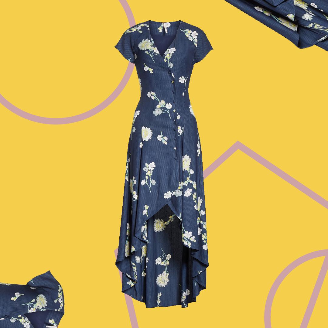Nordstrom Anniversary Sale Free People Midi Dress