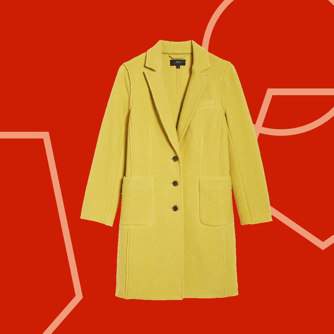 Nordstrom Anniversary Sale J.Crew Coat