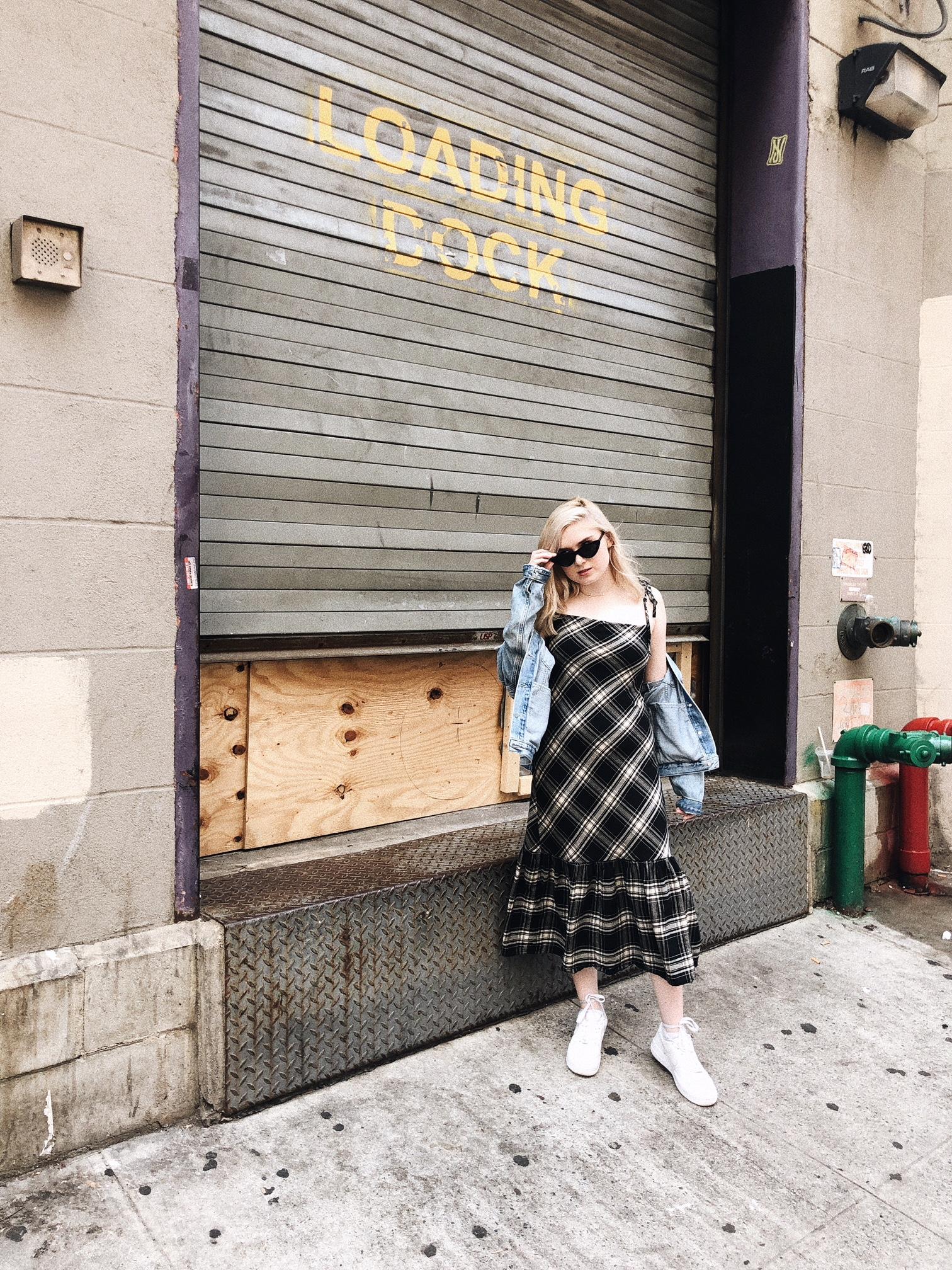 New York City Fashion Lessons Thrifting