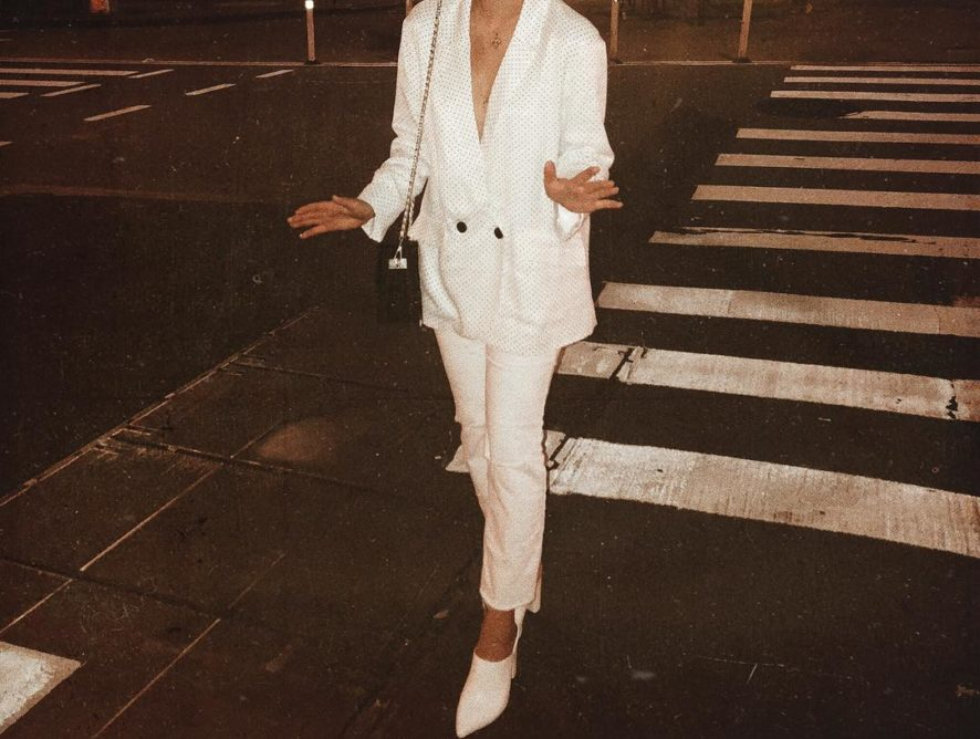 Here's How to Break the Rules and Wear White into Fall